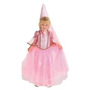 Aeromax PCPNK-23-Princess Dress w/Hat size 2/3 Pink