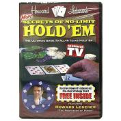 Trademark Poker More Secrets of No Limit Hold'Em DVD with Howard Lederer, Multi-Colour