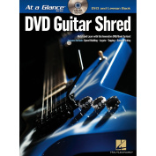 Guitar Shred Book with DVD