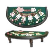 Trademark Poker Black Jack Table