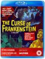 The Curse of Frankenstein [Region B] [Blu-ray]