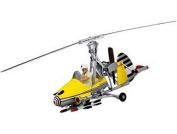 James Bond Gyrocopter & Bond Figure You Only Live Twice