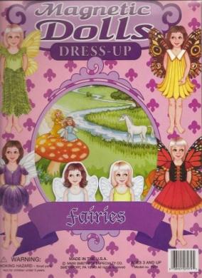 Fairies Dress Up