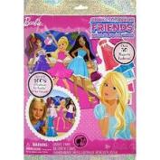 Barbie Sparkling Magnetic Paper Dolls