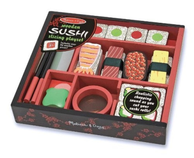 New - Sushi Slicing Play Set - 2608