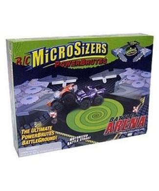 Microsizer Powerbrutes Battle Arena - R/C