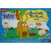 Rugrats Backyard Toy Hunt Game