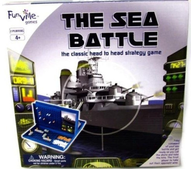 The Sea Battle by Funville Games - GM2011
