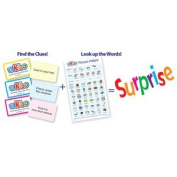 Everest Toys UKLOO Early Reader Treasure Hunt Game