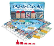 CHRISTIAN GAMES Bibleopoly