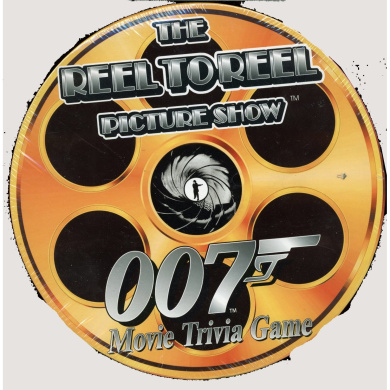The Reel to Reel Picture Show - James Bond 007 Movie Trivia Game