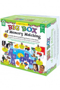 Key Education Publishing Big Box of Memory Matching