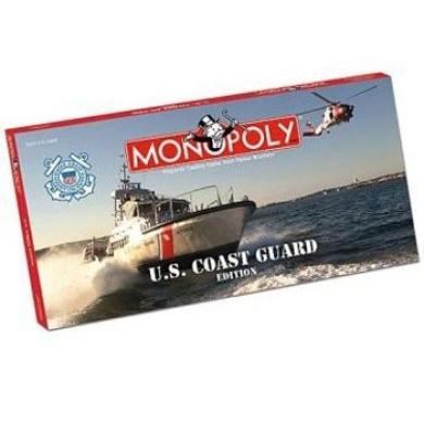 MONOPOLY - U.S. Coast Guard Edition