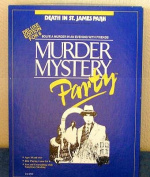 Murder Mystery Party - Death in St. James Park