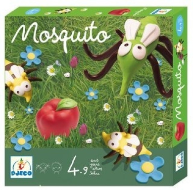 New Mosquito Competition and Speed Game