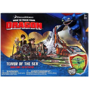 How to Train Your Dragon Terror of the Sea Board Game