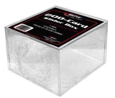 2-Piece Slider Box (200 Count)