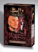 Buffy the Vampire Slayer The Pergamum Prophecy Collectible Card Game Villian Starter Deck
