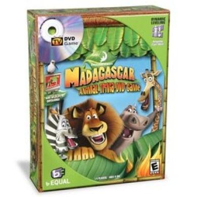 Madagascar DVD Game