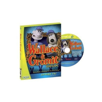 Wallace & Gromit. DVD Game