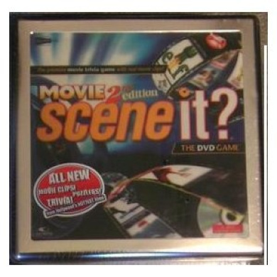 Movie Scene It. 2nd Edition the DVD Game The movie Trivia Game with Real Movie Clips