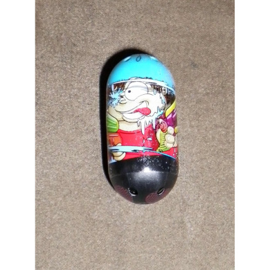 MIGHTY BEANZ SERIES 3 NEW LOOSE TOY #312 WATER PISTOL BEAN