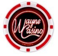 Batman's Wayne Casino Collectors Edition $5 Poker Chip Red Coloured Variant