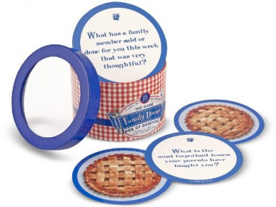 Family Dinner Box of Questions