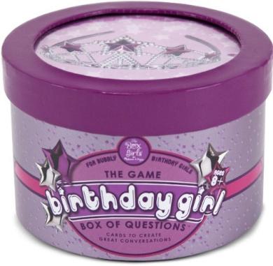 Birthday Girl Box of Questions