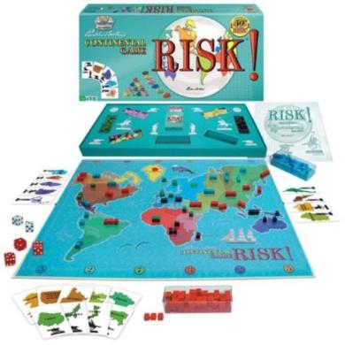 Risk: 1959 Edition
