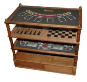 CHH 9029 9-in-1 Combo Game Table Set