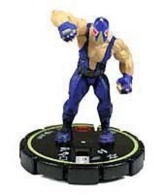 DC Heroclix Hypertime Bane Veteran