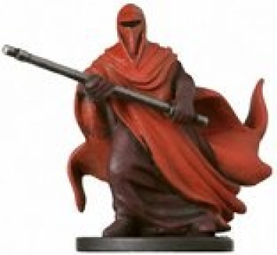 Star Wars Miniatures: Royal Guard # 60 - Revenge of the Sith