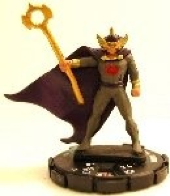 HeroClix: Ocean Master # 27 (Experienced) - DC 75th Anniversary