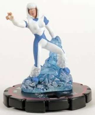 HeroClix: Ice # 30 (Veteran) - Collateral Damage