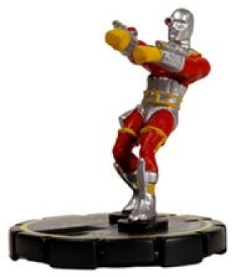 HeroClix: Deadshot # 26 (Experienced) - Unleashed