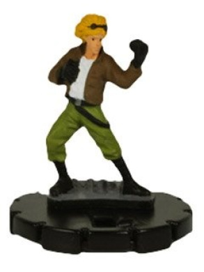 HeroClix: Chase Stein # 19 (Experienced) - Hammer of Thor