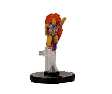 HeroClix: Starfire # 62 (Experienced) - Cosmic Justice