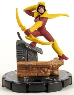 HeroClix: Speedy # 32 (Experienced) - Collateral Damage