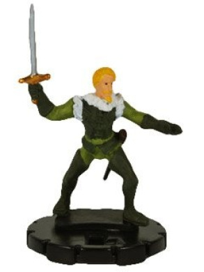 HeroClix: Fandral # 18 (Experienced) - Hammer of Thor