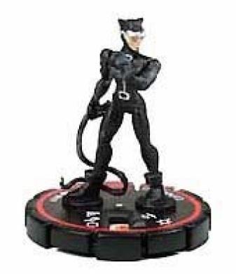 HeroClix: Catwoman # 39 (Veteran) - Hypertime