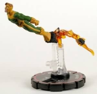 HeroClix: Geo-Force # 75 (Veteran) - Collateral Damage