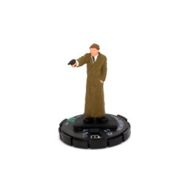 HeroClix: The Holiday Killer # 21 (Experienced) - The Brave and The Bold