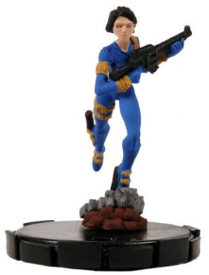 HeroClix: SHIELD Sniper # 5 (Experienced) - Sinister