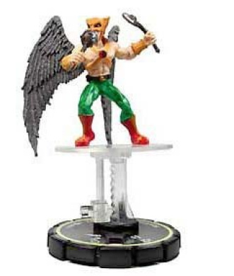 HeroClix: Carter Hall # 131 (Limited Edition) - Hypertime