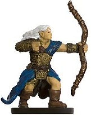 D & D Minis: Bralani # 60 - Dungeons of Dread