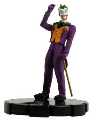 HeroClix: The Joker # 4 (Experienced) - Icons