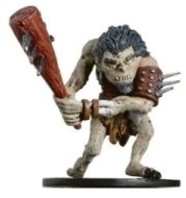 D & D Minis: Ogre Zombie # 56 - Aberations