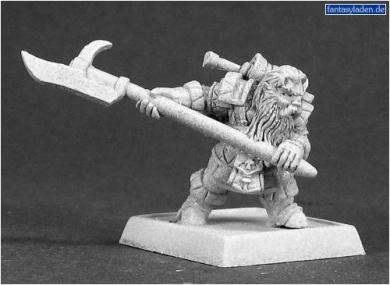 Dwarves: Dwarf Mancatcher