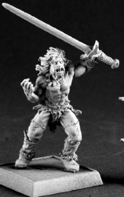 Ostog the Unslain by Reaper Minatures